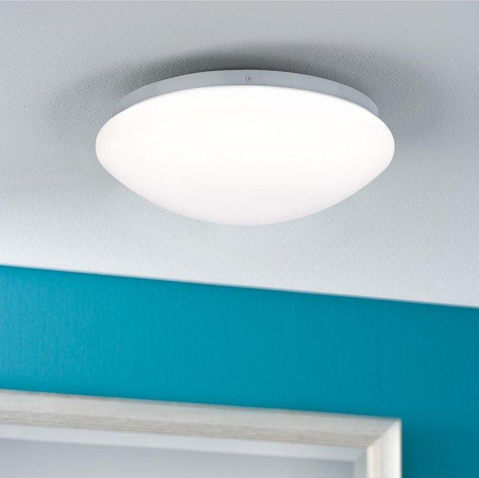 Потолочный светодиодный светильник Leonis белого цвета