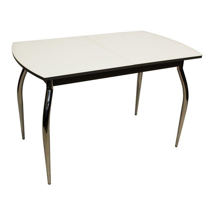Стол обеденный раздвижной Дижон 2Р белый