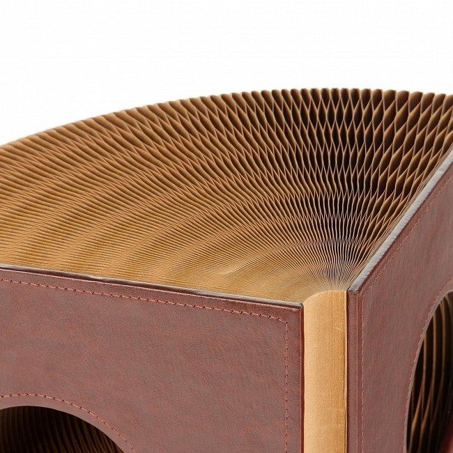 Кофейный Стол бумажный коричневый