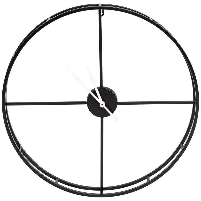 Часы Баухаус из металла