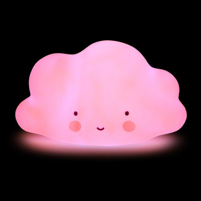 Детский ночник Pink Cloud