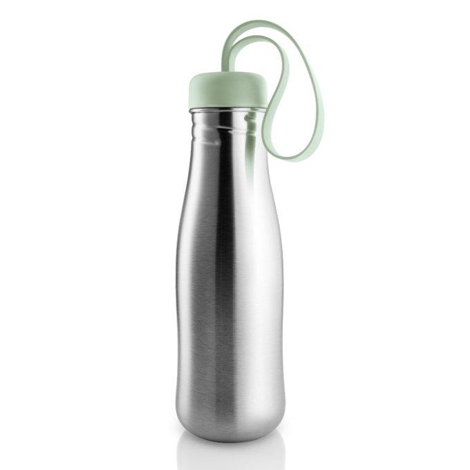 Бутылка для воды Active из металла и силикона
