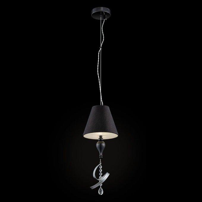 Подвесной светильник Intreccio черного цвета
