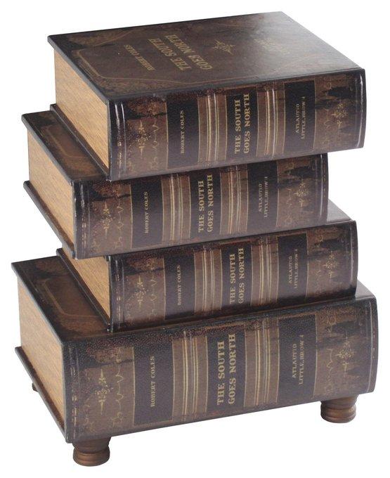 Комод в виде книг