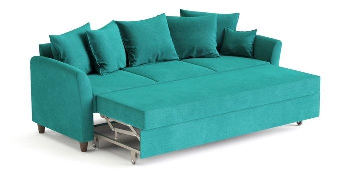 Диван-кровать Катарина бирюзового цвета