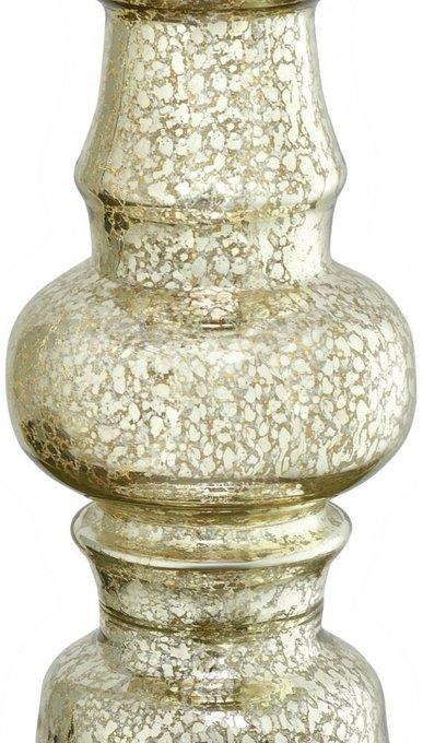 """Ваза напольная """"Found Grail - Silver Glass"""""""
