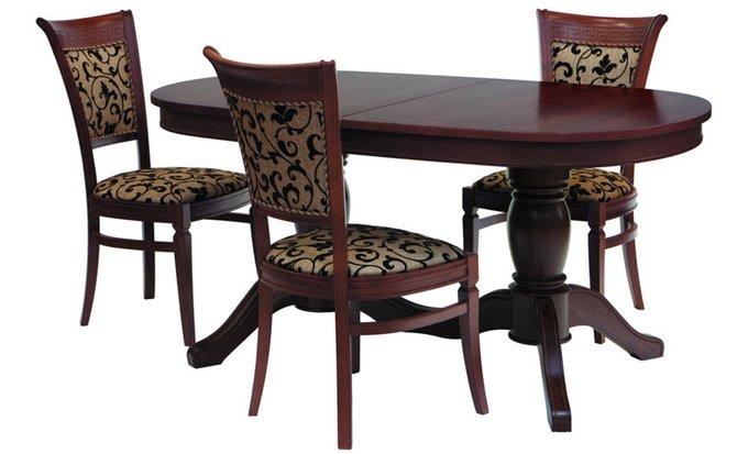 Стол «Франческа», стулья «Агар»