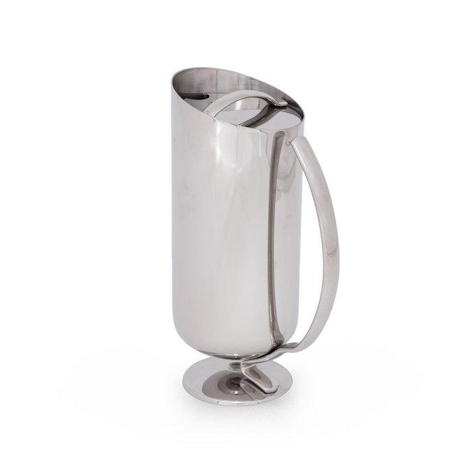 Кофейник Vonk серебряного цвета