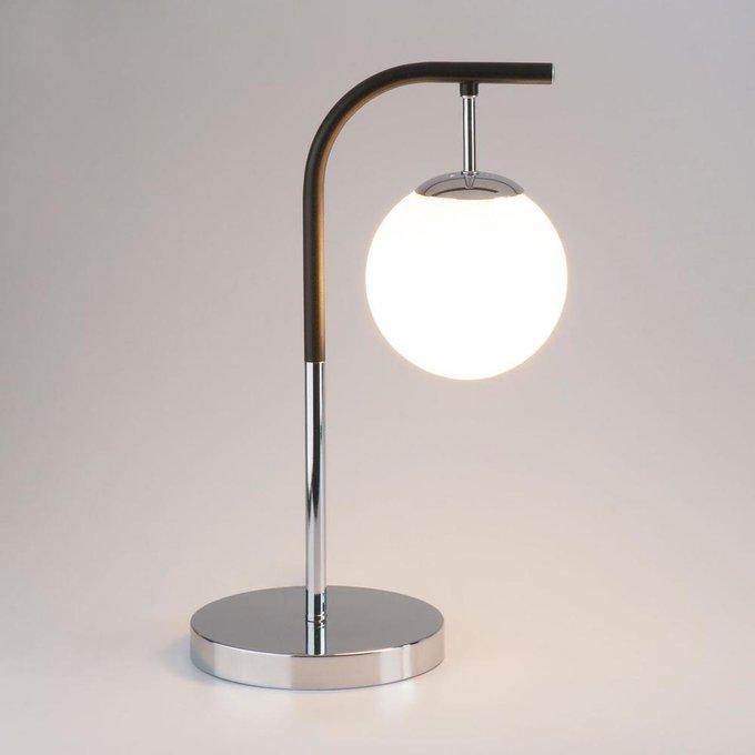 Настольная лампа Globe с плафоном из стекла