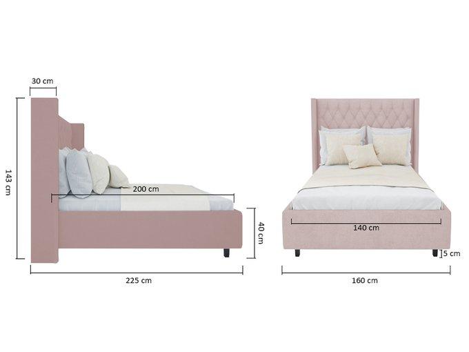 Кровать Wing-2 140x200