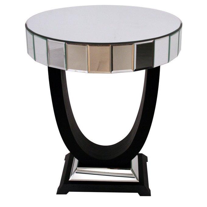 Кофейный Столик  Mirrored с зеркальными вставками