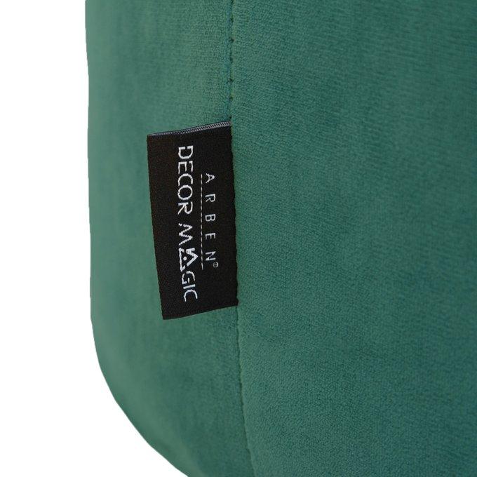 Пуф Спутник Ultra Forest зеленого цвета