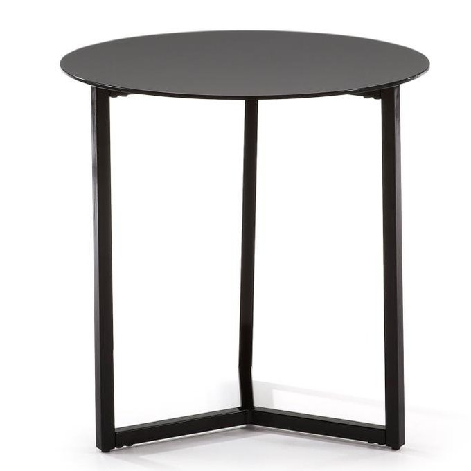 Столик Julia Grup Marae черный