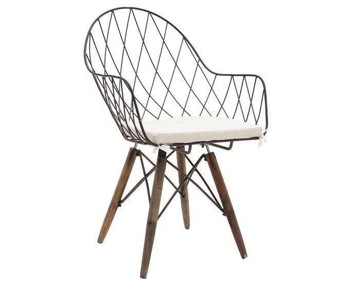 Кресло с мягким сидением