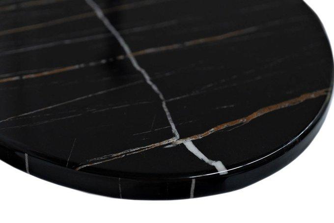 Стол журнальный Sahara Noir черного цвета