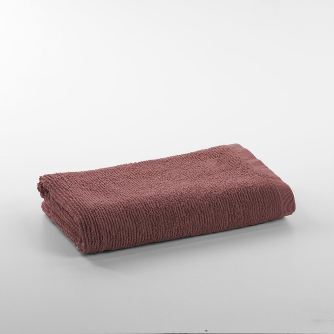 Банное полотенце Miekki small bath towel burgundy