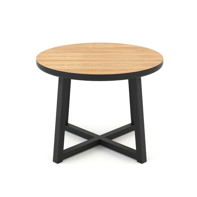 Раскладной стол Unika Anders oak 120-171 дуб