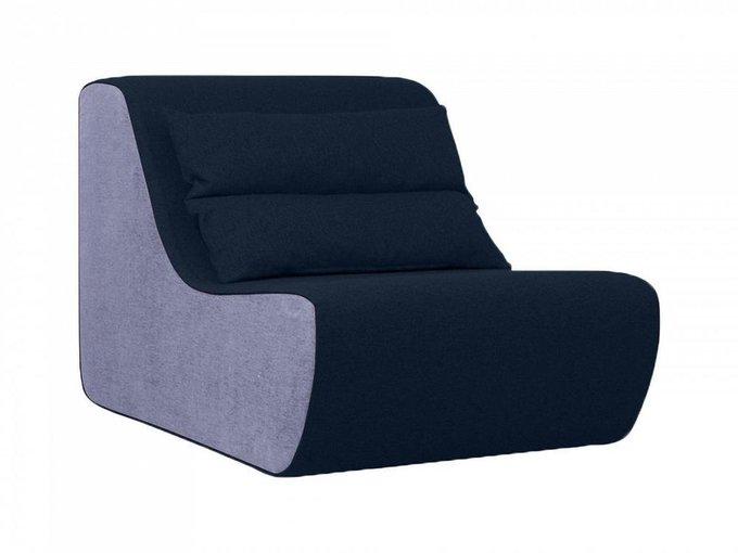 Кресло Neya черно-серого цвета