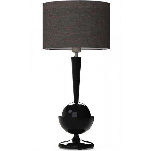 Настольная лампа Cor черная