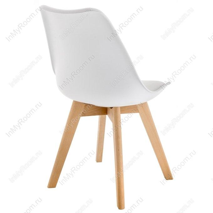 Обеденный стул Bonus белого цвета