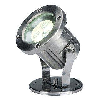 Уличный светильник Nautilus LED 304 B теплый белый 230802