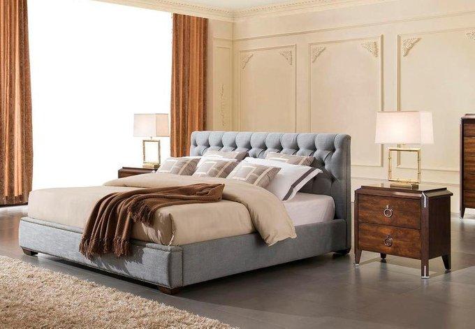 Кровать с решеткой Mestre 180х200