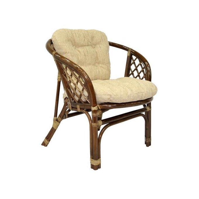 "Кресло ""Багама"" из ротанга с подушкой"