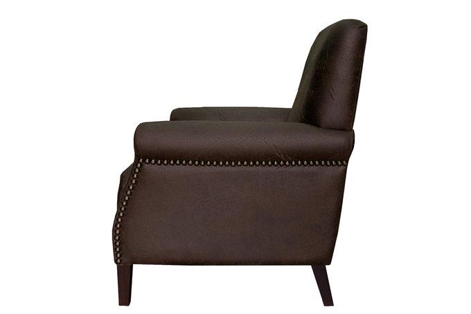 Кресло Jadeo коричневого цвета