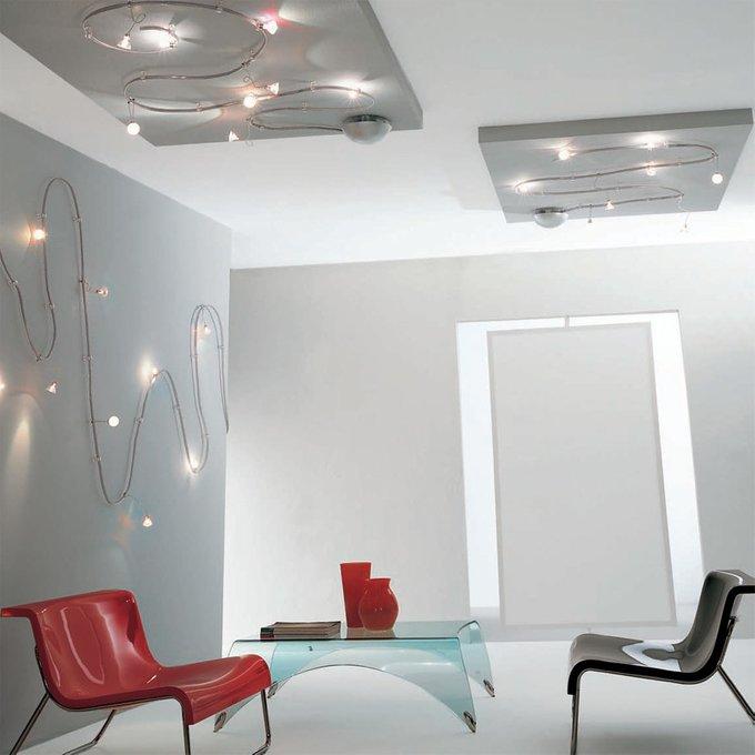 Подвесной светильник Metalspot Arturo Alvarez LUA из стекла