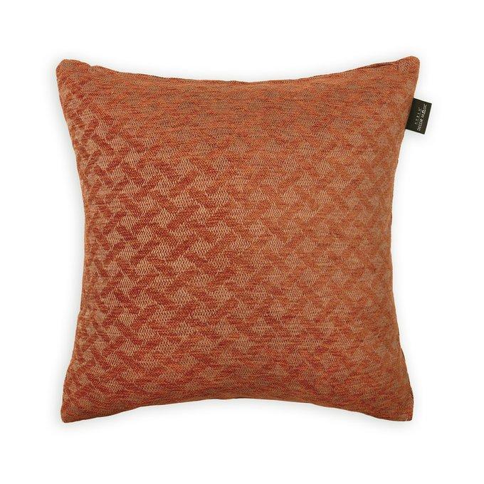 Декоративная подушка Zoom Cross Orange