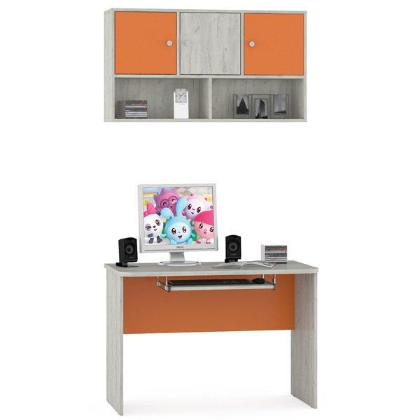 Комплект для школьника Тетрис оранжевого цвета