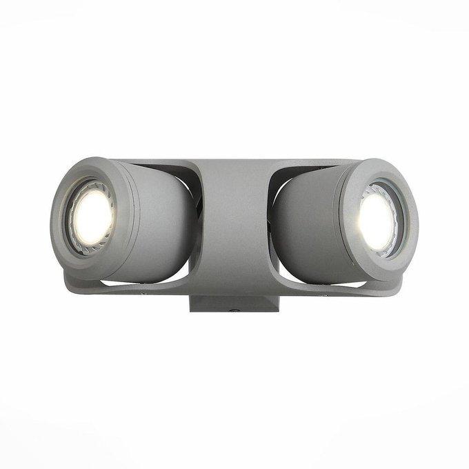 Уличный настенный светодиодный светильник ST Luce Round