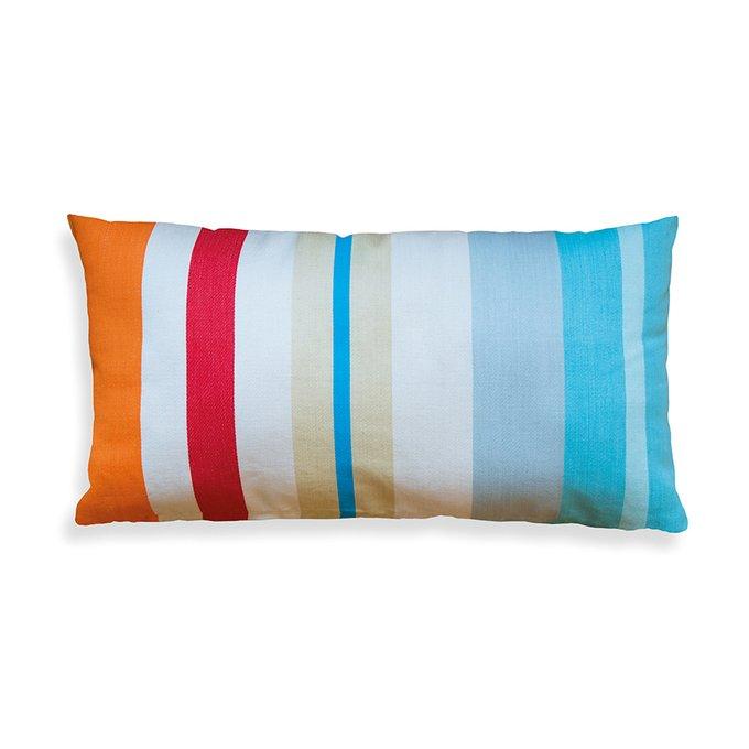 Подушка Stripes Sandy из хлопка