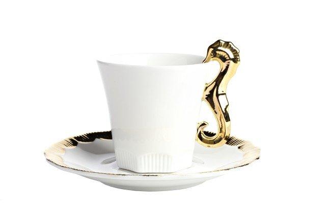 Чайная пара Marine Hoss Gold