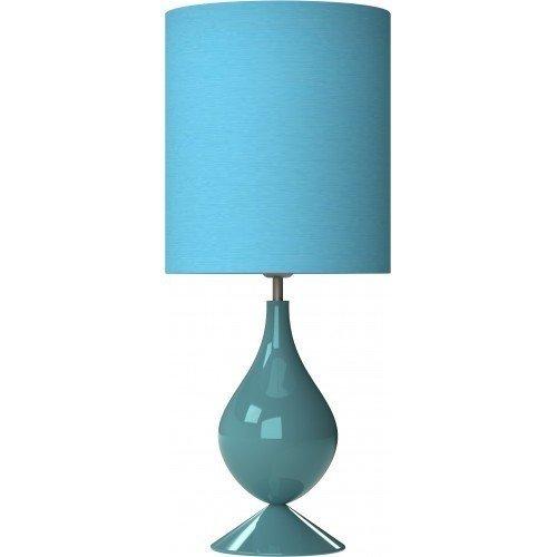 Настольная лампа Volans голубая