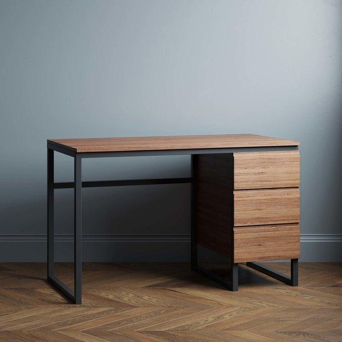 Письменный стол Joseph 140х70 цвета натуральный дуб