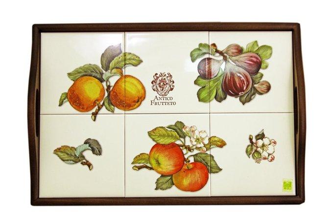 Поднос Античные фрукты