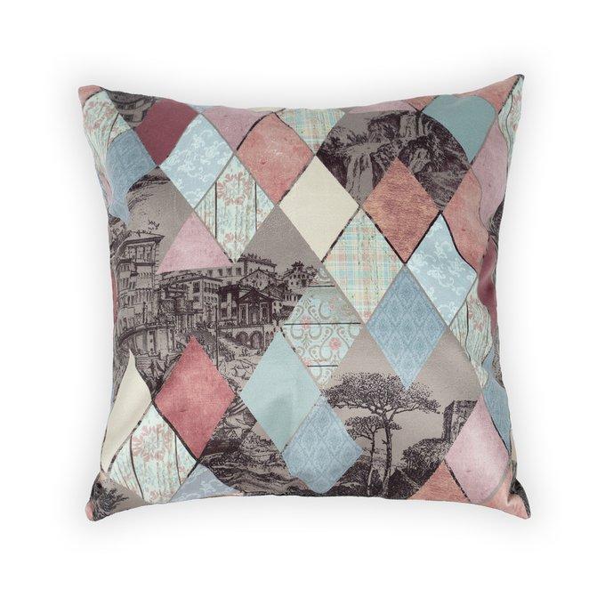Декоративная подушка Incanto со съемным чехлом