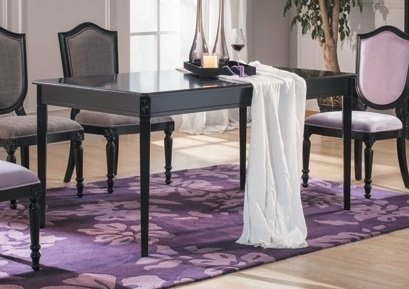 Обеденный стол Art-Noir из массива