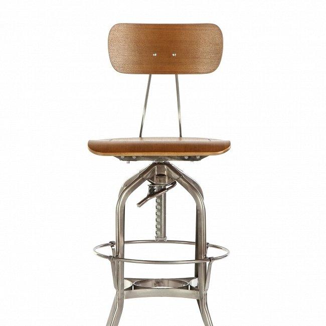 """Барный стул """"Toledo Wood"""""""