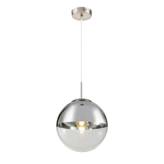 Подвесной светильник Varus серого цвета