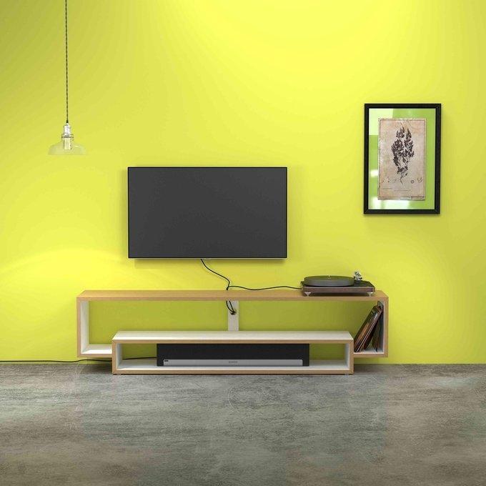 Консоль ТВ Tube-2 в Скандинавском стиле