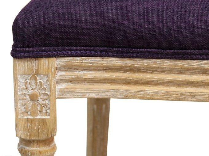 Стул Miro Purple с мягкой обивкой
