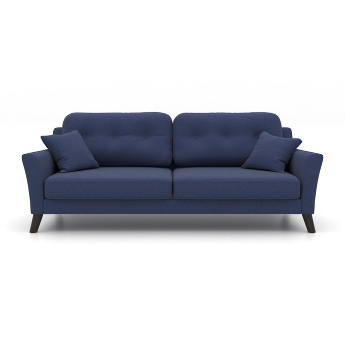 Диван-кровать Raf EKH трехместный синий