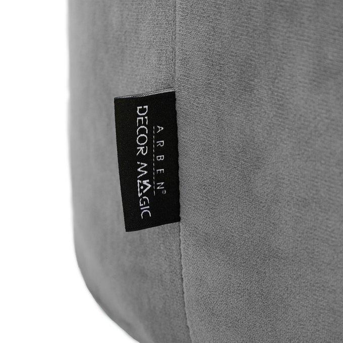 Пуф Спутник Ultra grey серого цвета