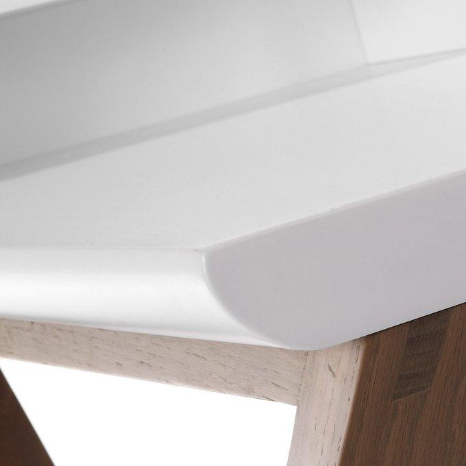 Письменный стол Success белого цвета