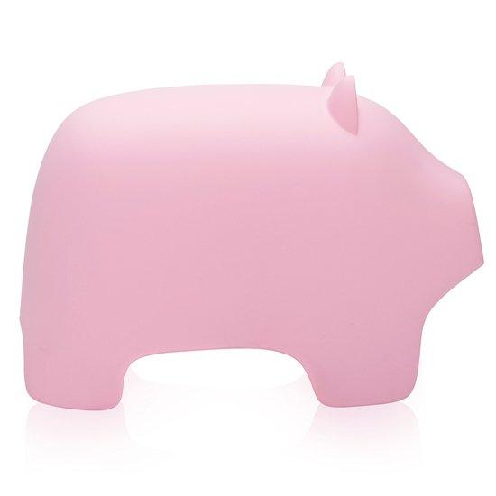 Стул Piggy детский розового цвета