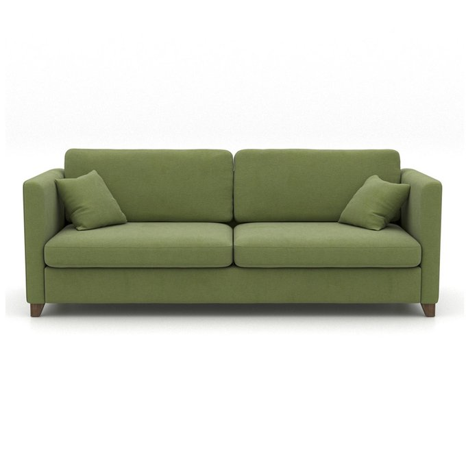 Диван-кровать Bari MTR зеленого цвета