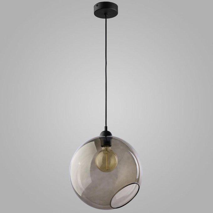 Подвесной светильник Pobo с плафоном из стекла