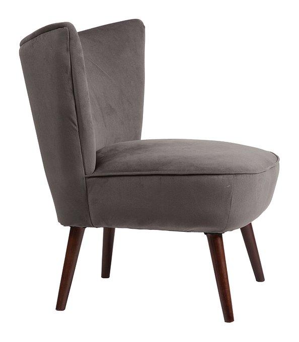 Кресло Vermont Chair Темно-серый Полиэстер